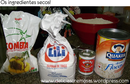 Ingredientes Secos